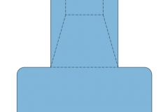 Tee - Click On Image To See Full Shape