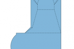True L Roman - Click On Image To See Full Shape