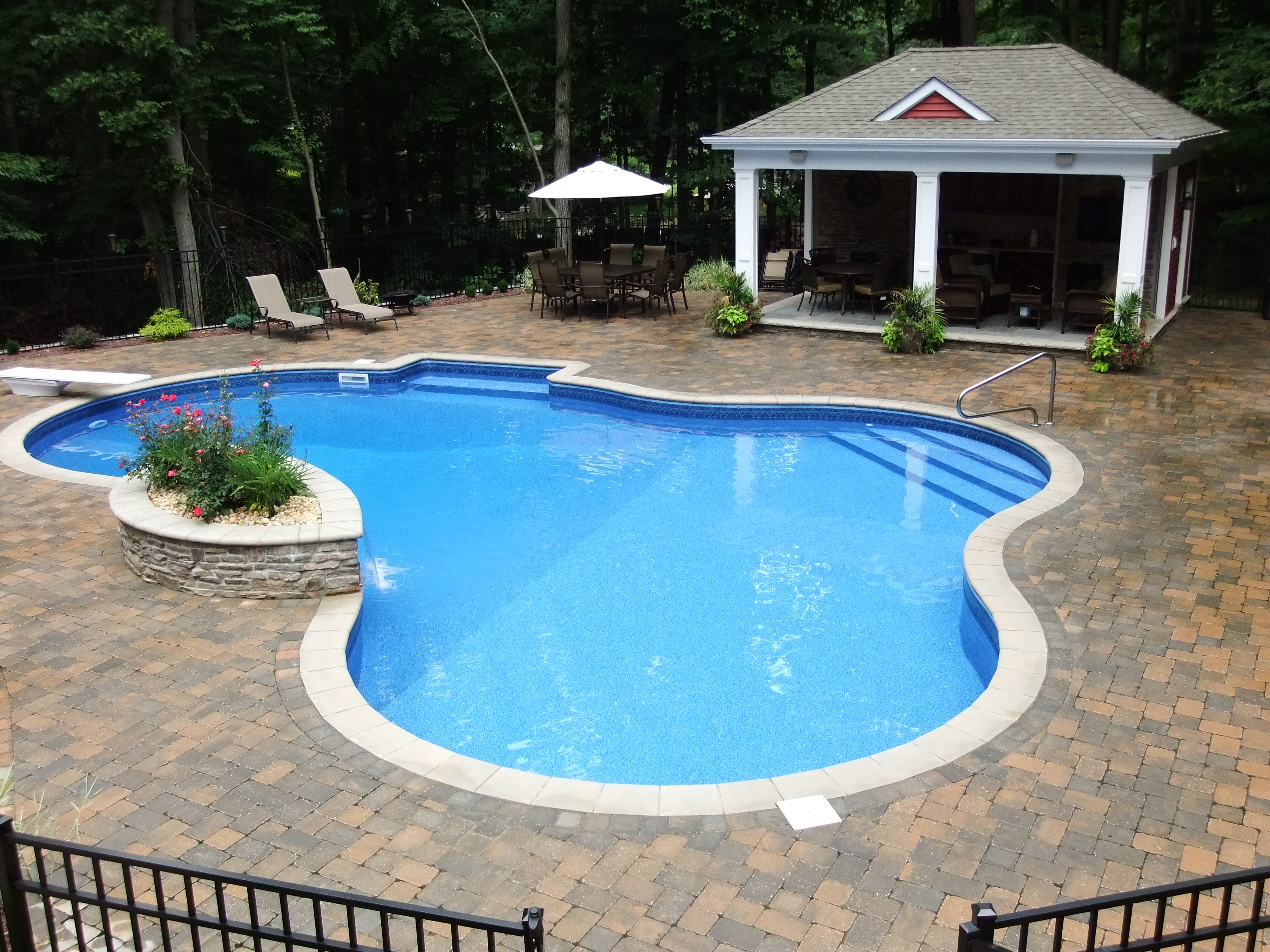Inground Pool Builder New Jersey | Offshore Pools